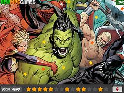 Hulk Find the Stars