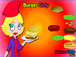 Burger Girly
