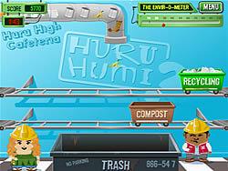 Huru Humi Schoolyard Recycling
