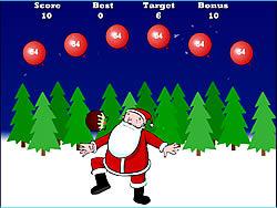 Christmas Keepy-Uppy!