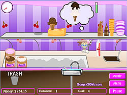 Kairi's Ice Cream Shoppe