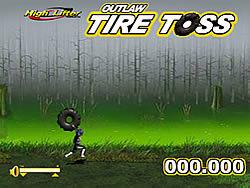 Tire Toss