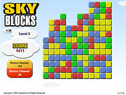 Sky Blocks