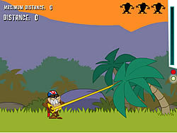 Taz's Jungle Jump