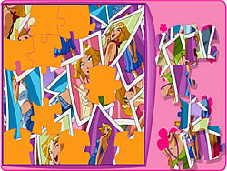 Totally Spies Puzzle 2