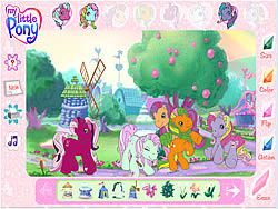 My Little Pony - Friendship Ball