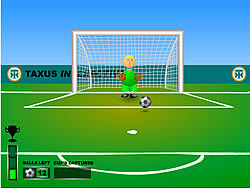 Penalty Shootout Taxus