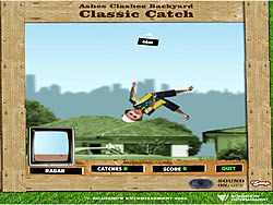 Ashes Clashes Backyard Classic Catch