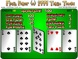 Flash Poker
