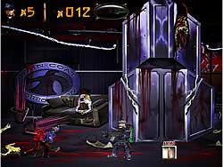 Zombie Riot Arcadebomb