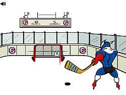 Capitaine Cage Hockey