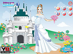 Dancing Princess Dress Up