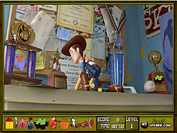 Toy Story 3 Hidden Objects