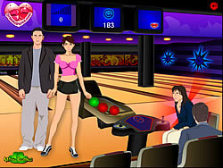 Bowling Kissing