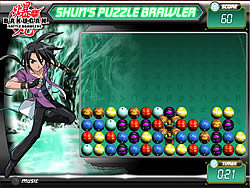 Shun's Battle Brawler