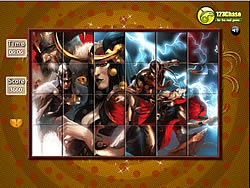 Spin n Set - Thor