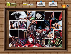 Photo Mess - Marvel Avengers