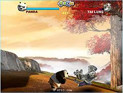 Kung Fu Panda Death Match