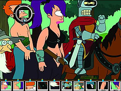 Photo Hunt - Futurama