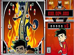 Jake's Inferno Pinball