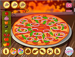 Delicious Pizza Game