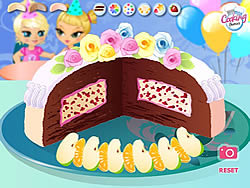 Ice Cream Cake Chic