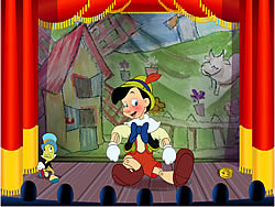 Pinocchio Puppet Theater