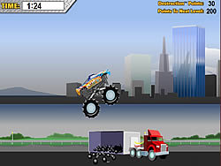 Monster Jam: Destruction