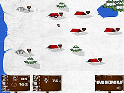 Ice War Game