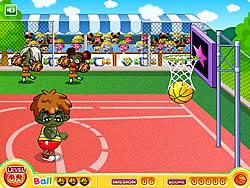 Basketball Shotball