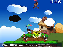 Monkey Bomber
