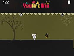 Cute Rabbit Adventure
