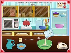Kitchen Grand Prix with Rachel