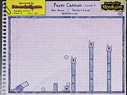 Paper Cannon