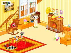Kid's Living Room Decor