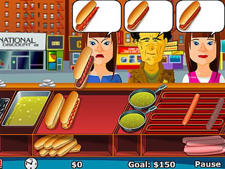 Hot Dog Spiel
