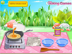 Couscous Cooking