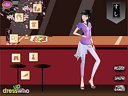 Sushi Bar Date