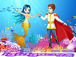 Little Mermaid Sweet Love