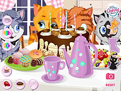 Kitty Tea Party