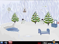 Snow Cave Christmas Escape