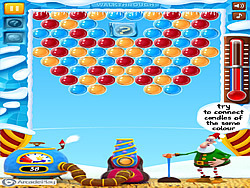 Frozen Candy Game