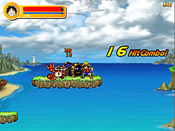 One Piece Island