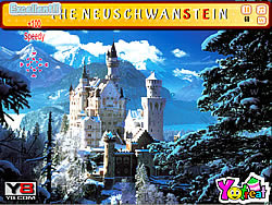 The Neuschwanstein Castle