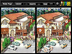 Spot The 25 Differences