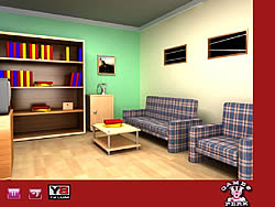 Simple Room Escape