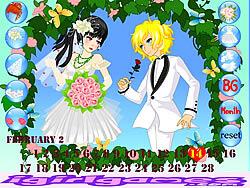 Sweet Valentine's Day Wedding