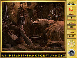 The Dark Crystal Find the Alphabets