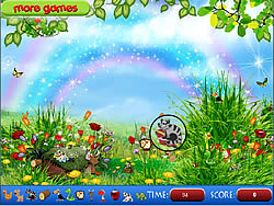 Magic Garden Hidden Objects
