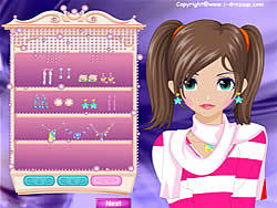 Girl Make-over 6
